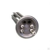ТЭН для бойлера RF 2000 вт (1000+1000), 64 мм, М4, медь 551304