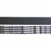 Ремень приводной для стиральной машины 1023 H8 L-985мм, черный
