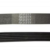 Ремень 1277 J5 черный, megadyne для стиральных машин