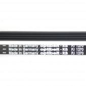 Ремень 1270 J4 длина 1276 мм черный optibelt
